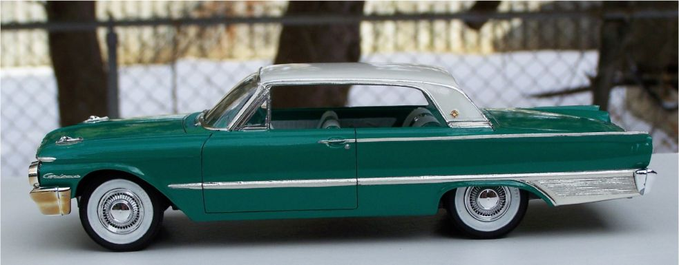 AMT 1961 Ford Galaxie