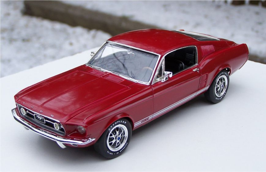 Ford Muscle Cars Website