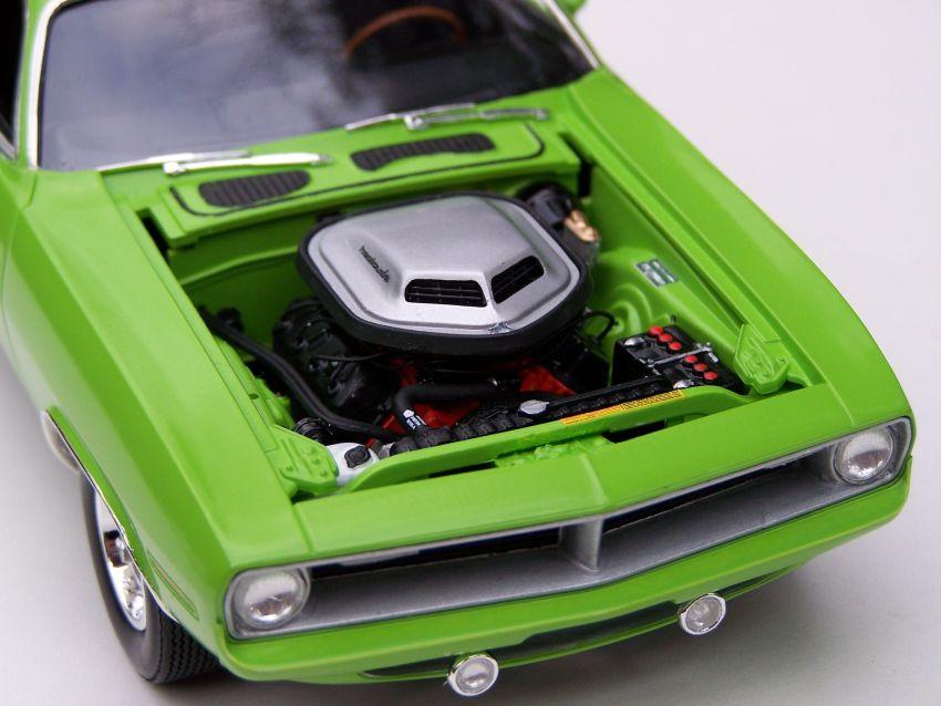 Revell 1970 Plymouth Barracuda 426ci Hemi