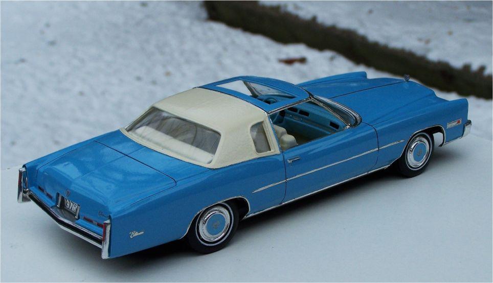 Jo-Han 1975 Cadillac Eldorado