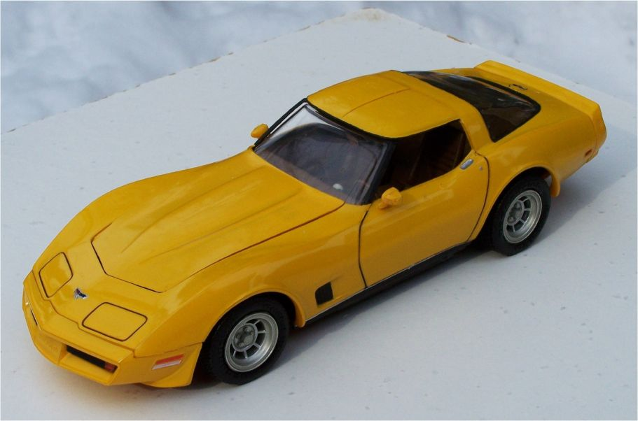 MPC 1980 Chevrolet Corvette 350ci L48