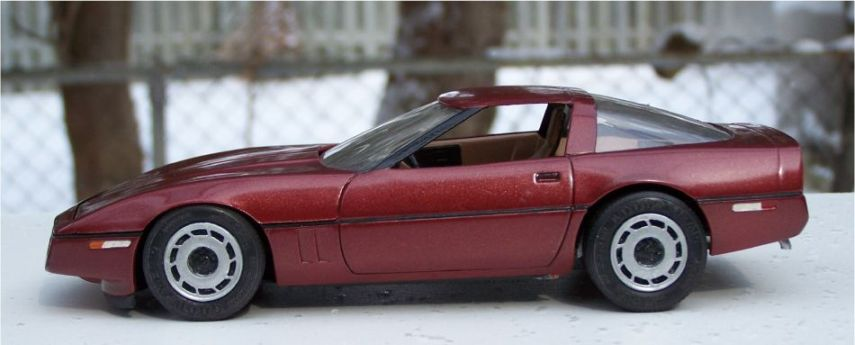 MPC 1984 Chevrolet Corvette